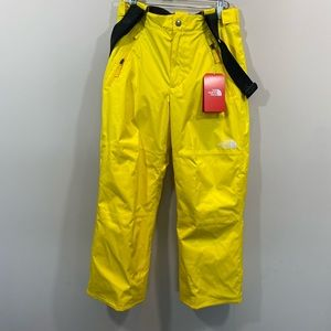 NEW The North Face Youth Snow Pants Size M